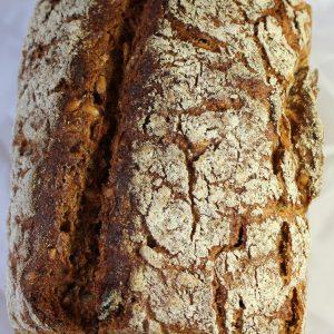 Brotspezialitäten - mit Vollkornmehl aus biologischem Anbau