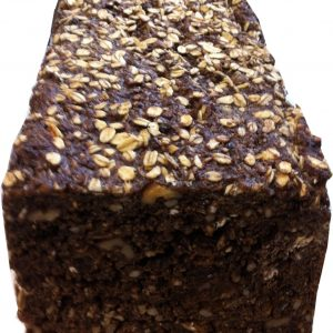 Rustikale Schwarzbrote aus dem vollen Korn