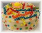Närrische Torte